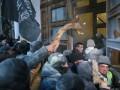 Митингующие под Октябрьским дворцом применили особо токсичный газ - Крищенко