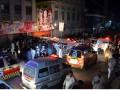 В Пакистане террорист-смертник совершил атаку