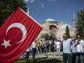 Имперские замашки. Эрдоган сделал мечеть из музея
