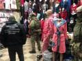 В Харькове на рынке изъяли товары на 120 млн