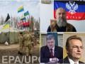 Итоги выходных: новый этап торговой блокады, смерть главаря ДНР и разговор Порошенко с Садовым