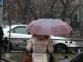Погода на неделю: в Украине пройдут дожди с мокрым снегом