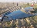 Эксперты: Осколки ракеты застряли в креслах и кабине лайнера МАУ