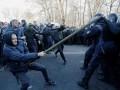 В ВР проведут расследование вчерашних столкновений под парламентом