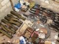 6,5 тыс стволов и 370 тыс боеприпасов: Итоги месячника сдачи оружия