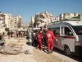 Эвакуация из Алеппо: 40 тыс мирных жителей еще находятся в городе