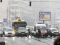 Новый год в Киеве: как будет работать транспорт и где закроют проезд
