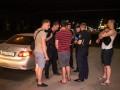 В Киеве задержали авто с партией наркотиков