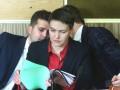 Суд признал уважительной неявку Савченко в суд из-за агитации