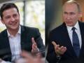 Зеленский и Путин по телефону поздравили друг друга с праздниками