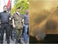 Итоги 29 апреля: Пикет Правого сектора и пожары в Чернобыле