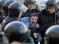 Арестованные на митинге в Москве жалуются на угрозы