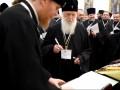 Обнародовано видео, где Филарет подписывает документ о ликвидации УПЦ КП