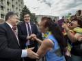 Саакашвили: Я ни под какой группой, мне все вообще