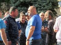 В Ереване полиция поставила протестующим ультиматум
