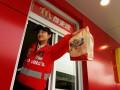 McDonald's согласился на франшизу в Китае