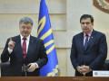 Саакашвили признался в теплых чувствах к Порошенко