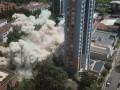 Появилось видео подрыва дома Пабло Эскобара в Колумбии