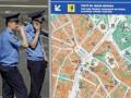 В Киеве в связи с финалом Евро перекроют автодвижение вокруг НСК Олимпийский