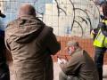 В Киеве взорвали гранату у офисного здания
