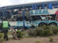 В Боливии автобус с футбольной командой упал с обрыва