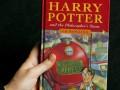 Книгу о Гарри Поттере с ошибками продали за 74 тысячи долларов
