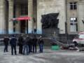 Взрыв в Волгограде: опубликовано ВИДЕО с места событий