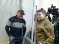 Савченко пришла на суд к Рубану