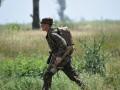 Штаб: На Донбассе уменьшилось количество обстрелов