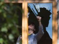 Жители Славянска требуют помощи на восстановления жилья