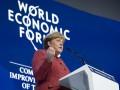 Меркель в Давосе завуалировано выступила против Трампа - Bild