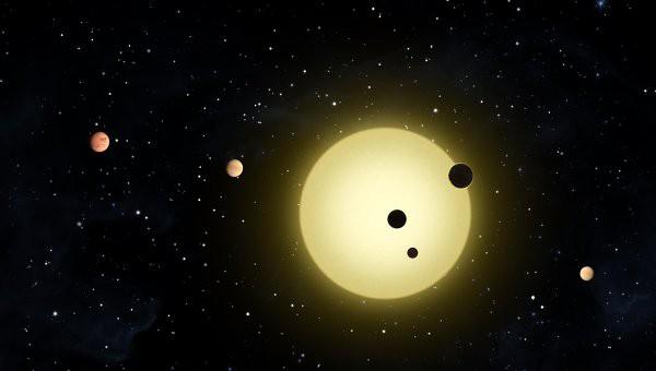 Найдены три новые землеподобные планеты