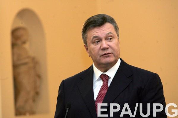 Янукович платит за аренду дома в Ростове солидную сумму