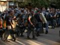 В Ереване протестующие открыли стрельбу: погиб полицейский