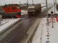 Авария на ж/д в Казахстане: два поезда