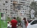 Взрыв в Киеве: В доме со вторника был запах газа