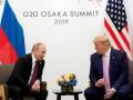 Трамп сделал тему украинских моряков одной из основных - Путин