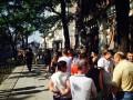 В Польше на выборы президента Украины выстроились очереди
