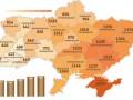 Названы самые криминальные регионы Украины