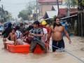 На Филиппинах растет число жертв мощного тайфуна
