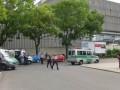 В Берлине неизвестный устроил стрельбу в университетской клинике