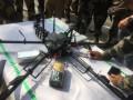 В Индии пограничники сбили дрон с оружием