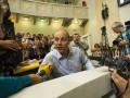 Парубий: Рада под угрозой атаки