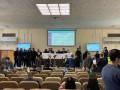 На Донбассе сессия горсовета закончилась депутатскими разборками