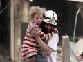 ВВС РФ ударили по Алеппо противобункерными бомбами: 25 погибших