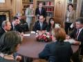 Олланд назвал условия встречи