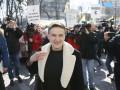 СБУ не пустила Савченко агитировать в ОРДЛО