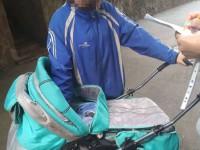 В Киеве на Печерске из неблагополучной семьи забрали младенца