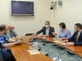 Чиновники Кабмина встретились с инвесторами Укрбуда: О чем договорились