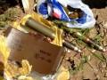 СБУ задержала военных с оружием из зоны АТО